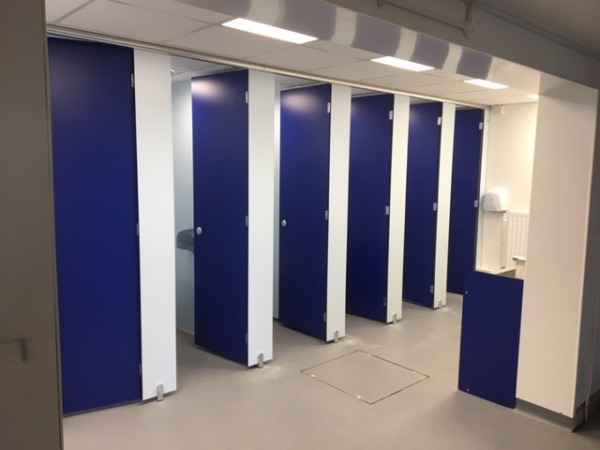 Illustrative image placeholder for Fab labs, new toilets and music room refurbishments